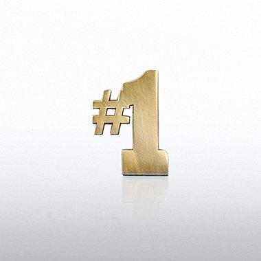 Lapel Pin - #1