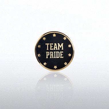 Lapel Pin - Team Pride