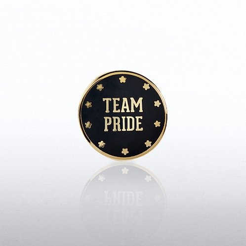 Team Pride Lapel Pin