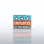 Lapel Pin - Employee of the Month Stars