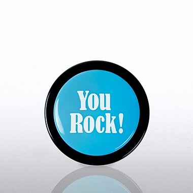 Desktop Sound Button - You Rock