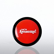 Desktop Sound Button - You're Awesome