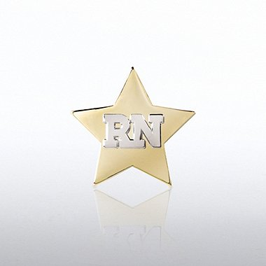 Lapel Pin - RN Star