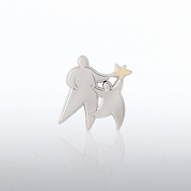 Lapel Pin - Giving Star