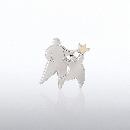 Giving Star Lapel Pin