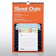 Peer-to-Peer Shout Outs - Thanks for Being Awesome