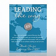 Character Pin - Compass: Leading the Way