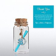 Message in a Bottle - Hand: Thank You