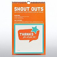 Shout Out - Quote Bubble - CLOSEOUT