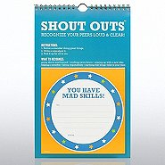 Peer-to-Peer Shout Outs - Mad Skills