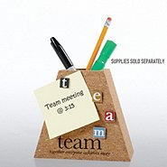 Pin It Cork Caddy  - TEAM