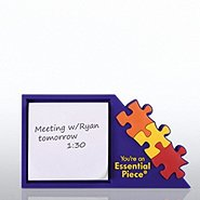 PVC Desktop Sticky Note Set - You're an Essential Piece