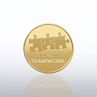 Cheerful Change - It Takes Teamwork
