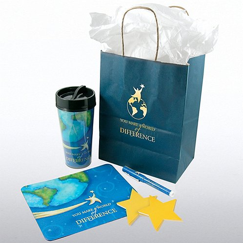 You Make a World of Difference Theme Gift Sets