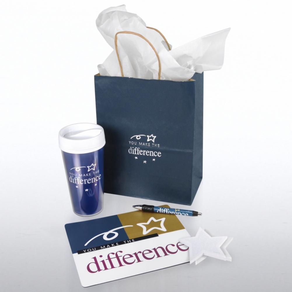 You Make the Difference Gift Set