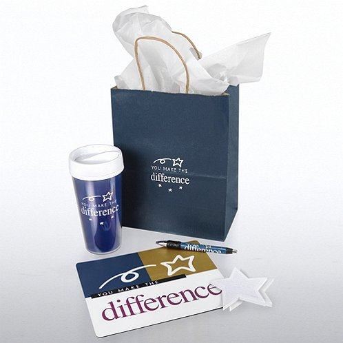 You Make the Difference Theme Gift Sets
