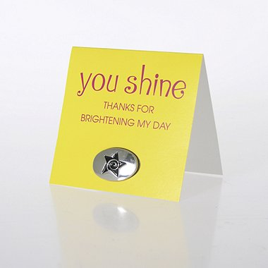 Marks of Appreciation - You Shine