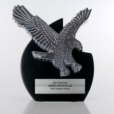 Eclipse Awards - Excellence Eagle - Personalized