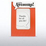 Cheers Kit Frame Refills - Positive Praise - You're Awesome!