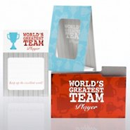 Cheers Note: World's Greatest Team - Refill