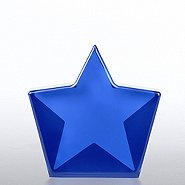 Tribute Trophy - Star