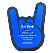 Tribute Trophy - You Rock