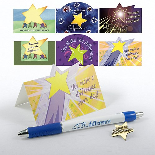 Making the Difference Themed On-The-Spot Kits