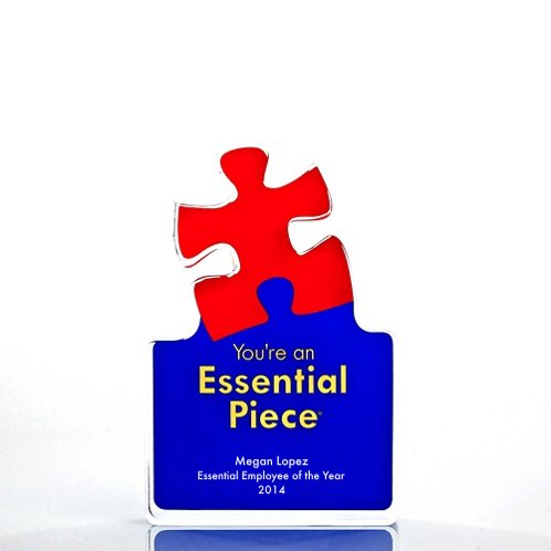 Essential Piece Desktop Acrylic Trophy