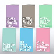 Pocket Praise - Making a Difference - Smart Sayings