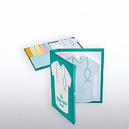 Scrubs Sticky Note Book - We Appreciate You!