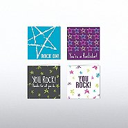 Tiny Cards - You Rock! Set