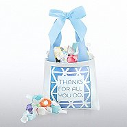 Totes Adorbs Salt Water Taffy Tote - Thanks For All You Do