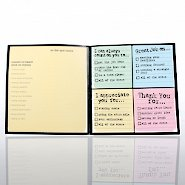 Peel & Stick Recognition Note Set - Attitude Edition
