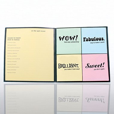 Peel & Stick Recognition Note Set - Funky Edition