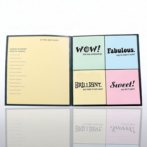 Funky Edition Peel & Stick Recognition Note Set