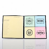 Peel & Stick Recognition Note Set - Whimsical Edition