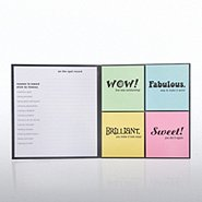 Peel & Stick Recognition Note Set - Day Maker
