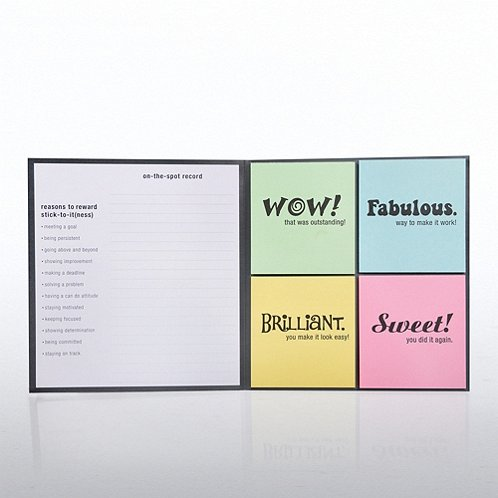 Day Maker Peel & Stick Recognition Note Set