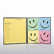 Peel & Stick Recognition Note Set - Smile Maker Edition