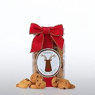 Holiday Cookie Jar: Reindeer, Thanks for All You Do!