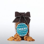 Holiday Cookie Jar: Cheers to a Great Year!
