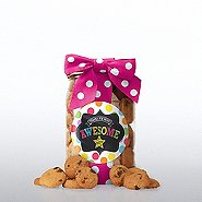 Cookie Jar - Thanks for Being Awesome Polka Dots