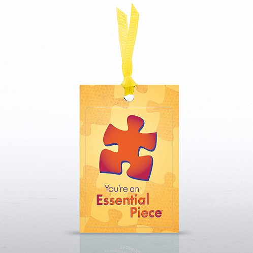 Essential Piece Cheers Note Cling Refill
