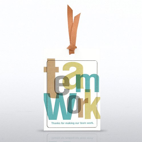 Teamwork Cheers Note Cling Refill