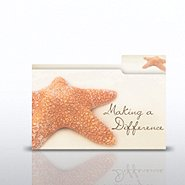 Cheers Note: Folder - Starfish: Making a Difference - Refill