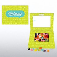 Candy Story Box - Welcome Quote Bubble