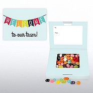 Onboarding Candy & Note Pack: Welcome to Our Team
