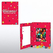 Onboarding Candy & Note Pack: Welcome Stars