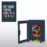 Onboarding Candy & Note Pack: We Think You're a Big Deal
