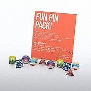 Fun Pin Pack - Happy Campers